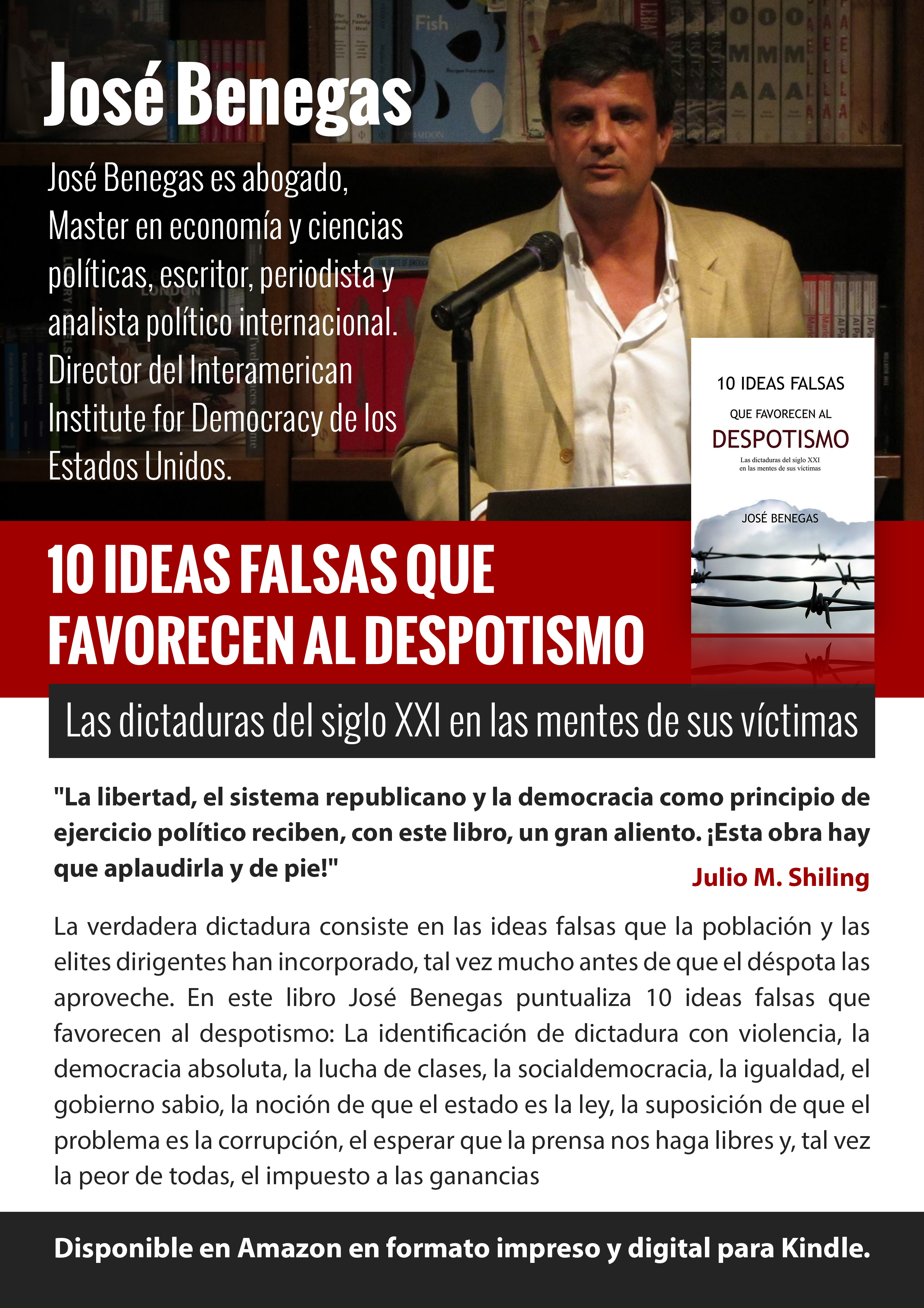 flyer ideas falsas